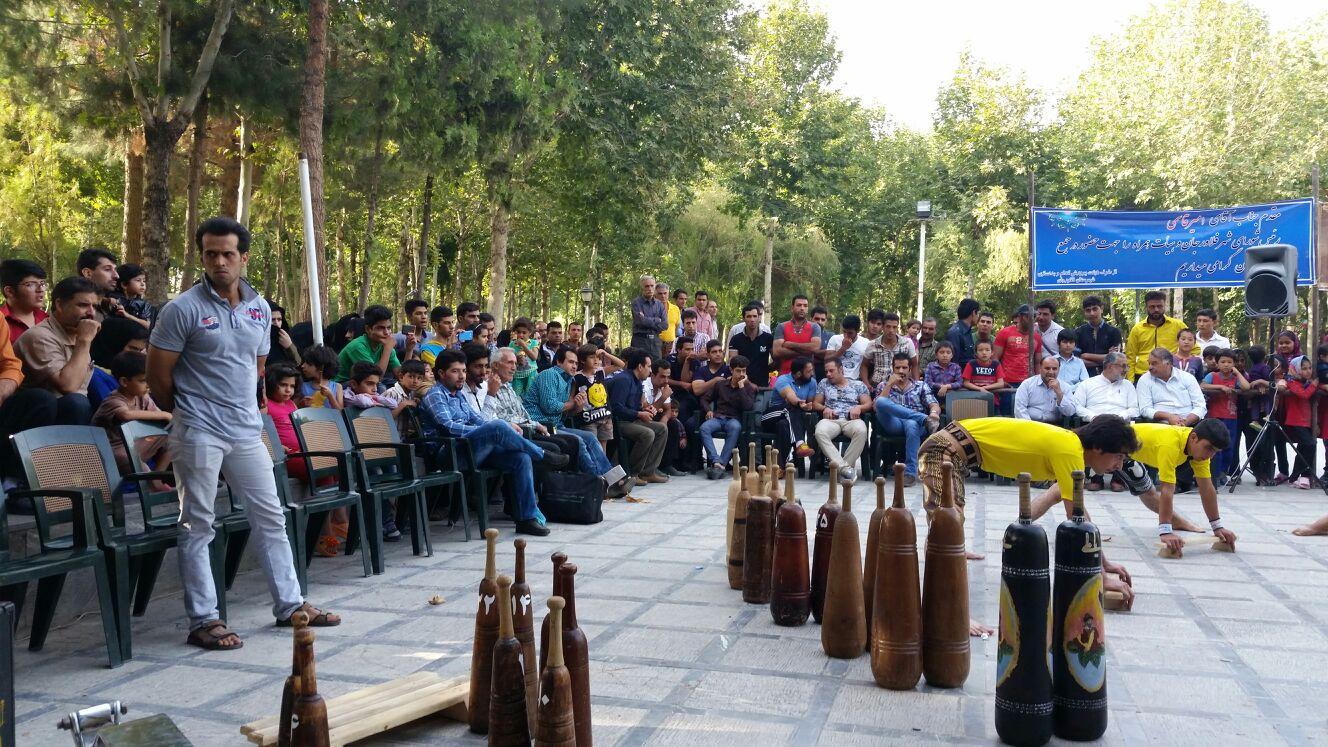 تیم  پهلوانان قهدریجان در مسابقات مچ اندازی قهرمانی باشگاههای شهرستان فلاورجان به مقام  اول رسید